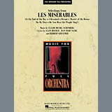 Claude-Michael Schonberg Selections from Les Miserables (arr. Bob Lowden) - Violin 1 Sheet Music and PDF music score - SKU 411694