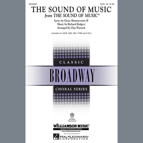 Rodgers & Hammerstein The Sound of Music (arr. Clay Warnick) profile image