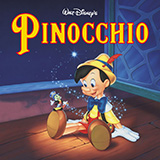 Cliff Edwards When You Wish Upon A Star (from Disney's Pinocchio) Sheet Music and PDF music score - SKU 33611