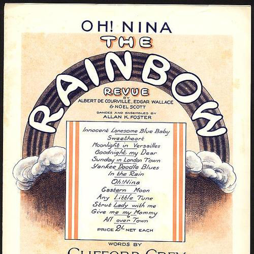 Clifford Grey, Another Little Drink Wouldn't Do Us Any Harm, Melody Line, Lyrics & Chords
