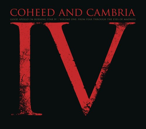 Coheed And Cambria, Keeping The Blade, Guitar Tab