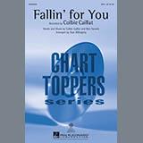 Colbie Caillat Fallin' For You (arr. Alan Billingsley) Sheet Music and PDF music score - SKU 289598