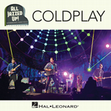 Coldplay Every Teardrop Is A Waterfall [Jazz version] Sheet Music and PDF music score - SKU 161923