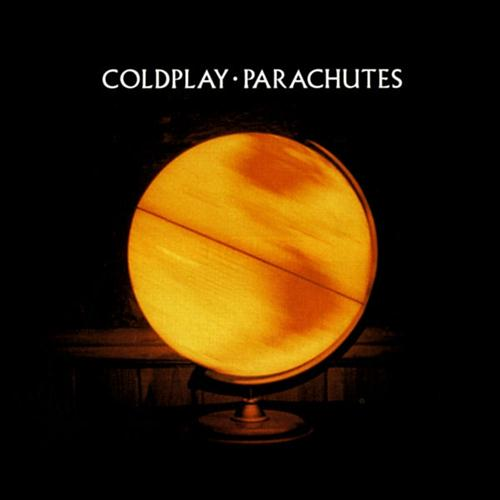 Coldplay, Shiver, Piano, Vocal & Guitar
