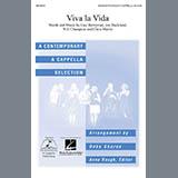 Deke Sharon Viva La Vida Sheet Music and PDF music score - SKU 281550
