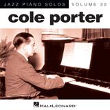Cole Porter Begin The Beguine [Jazz version] (arr. Brent Edstrom) Sheet Music and PDF music score - SKU 155733