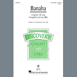 Congolese Folk Song Banaha (arr. Cristi Cary Miller) Sheet Music and PDF music score - SKU 430616