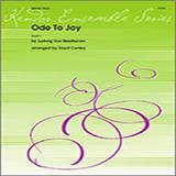 Conley Ode To Joy - Bb Trumpet Sheet Music and PDF music score - SKU 322198