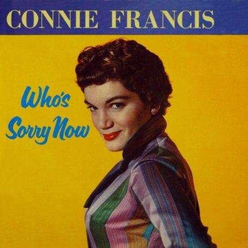 Connie Francis, Where The Boys Are, Piano, Vocal & Guitar (Right-Hand Melody)