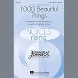 Annie Lennox 1000 Beautiful Things (arr. Craig Hella Johnson) Sheet Music and PDF music score - SKU 158213