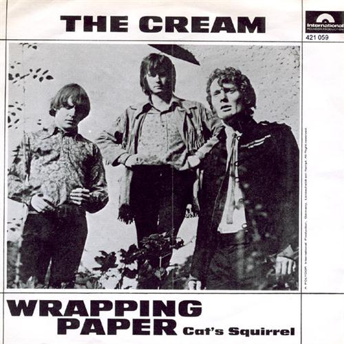 Cream Wrapping Paper profile image