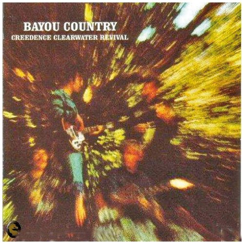 Creedence Clearwater Revival, Born On The Bayou, Guitar Tab Play-Along