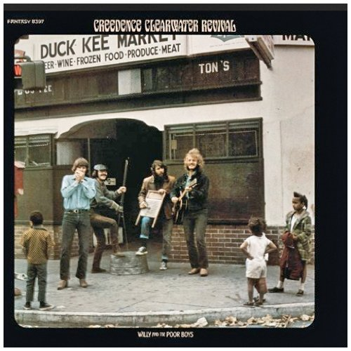 Creedence Clearwater Revival Fortunate Son profile image
