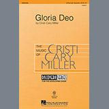 Cristi Cary Miller Gloria Deo Sheet Music and PDF music score - SKU 97355