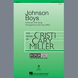 Cristi Cary Miller Johnson Boys Sheet Music and PDF music score - SKU 89904