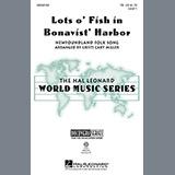 Cristi Cary Miller Lots O' Fish In Bonavist' Harbor Sheet Music and PDF music score - SKU 97701