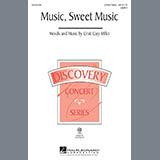 Cristi Cary Miller Music, Sweet Music Sheet Music and PDF music score - SKU 283975