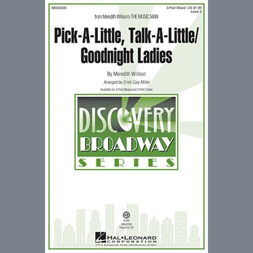 Pick-A-Little, Talk-A-Little / Goodnight Ladies sheet music