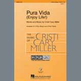 Cristi Cary Miller Pura Vida (Enjoy Life) Sheet Music and PDF music score - SKU 408643