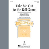 Albert von Tilzer Take Me Out To The Ball Game (arr. Cristi Cary Miller) Sheet Music and PDF music score - SKU 151688
