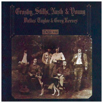Crosby, Stills, Nash & Young, Our House, Piano, Vocal & Guitar (Right-Hand Melody)