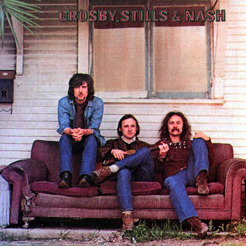 Crosby, Stills, Nash & Young Teach Your Children profile image