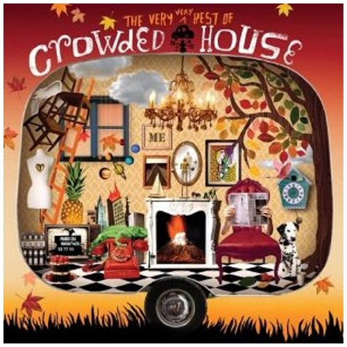 Crowded House Don't Dream It's Over profile image