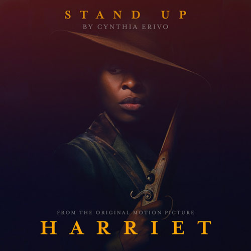 Cynthia Erivo, Stand Up (from Harriet), Piano, Vocal & Guitar (Right-Hand Melody)