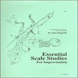 Dagradi Essential Scale Studies For Improvisation Sheet Music and PDF music score - SKU 124972