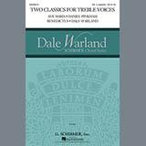Daniel Pinkham Ave Maria & Benedictus Sheet Music and PDF music score - SKU 154897