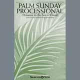 Daniel Greig Palm Sunday Processional (Hosanna To The Son Of David) Sheet Music and PDF music score - SKU 176162