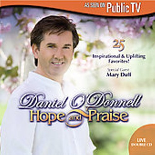 Daniel O'Donnell, Amazing Grace, Piano, Vocal & Guitar (Right-Hand Melody)