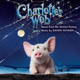 Danny Elfman Charlotte's Web Main Title Sheet Music and PDF music score - SKU 253366