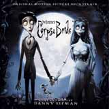 Danny Elfman Corpse Bride (Main Title) Sheet Music and PDF music score - SKU 160835