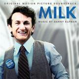Danny Elfman Harvey's Last Day (from Milk) Sheet Music and PDF music score - SKU 253370