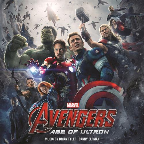 Danny Elfman, Heroes (from Avengers: Age of Ultron), Piano