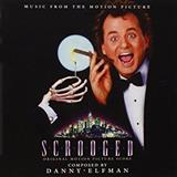 Danny Elfman Scrooged Main Title Sheet Music and PDF music score - SKU 253364