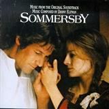 Danny Elfman Sommersby - Main Titles Sheet Music and PDF music score - SKU 253377