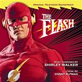 Danny Elfman Theme From The Flash Sheet Music and PDF music score - SKU 253361