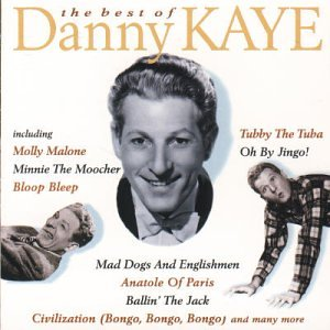Danny Kaye, The Inch Worm, Piano