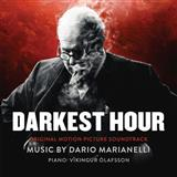 Dario Marianelli A Telegram From The Palace (from Darkest Hour) Sheet Music and PDF music score - SKU 125885