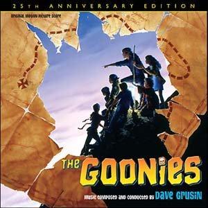 Dave Grusin, The Goonies (Theme), Piano