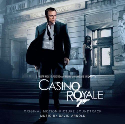 David Arnold, Vesper (from 'Casino Royale'), Piano