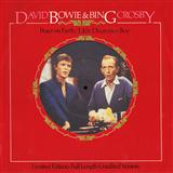 David Bowie & Bing Crosby Peace On Earth / Little Drummer Boy Sheet Music and PDF music score - SKU 49537