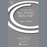 David Brunner Sun, Moon, Stars, Rain Sheet Music and PDF music score - SKU 70464
