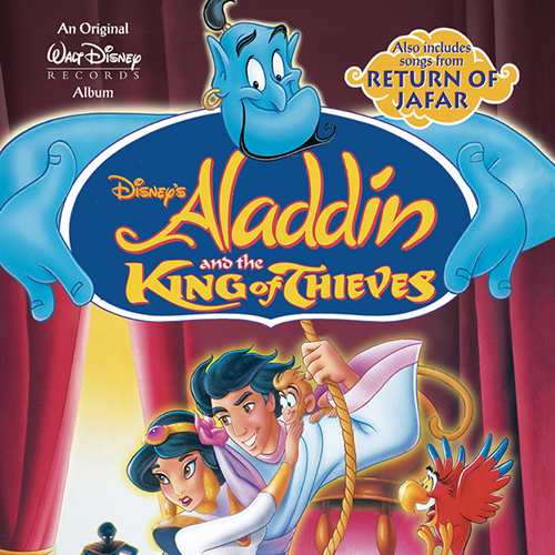 David Friedman, Out Of Thin Air (from Aladdin and the King of Thieves), Piano (Big Notes)