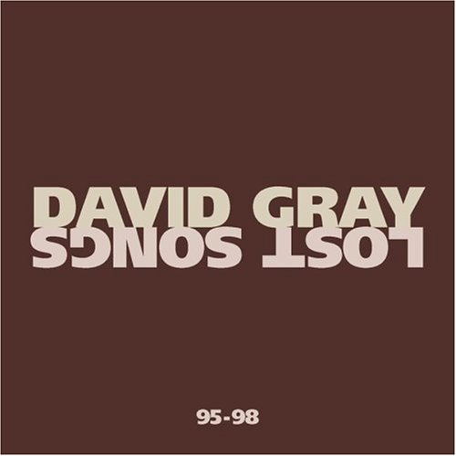 David Gray, As I'm Leaving, Piano, Vocal & Guitar