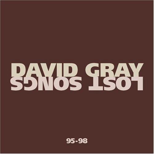 David Gray, January Rain, Piano, Vocal & Guitar