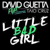 David Guetta Little Bad Girl (feat. Taio Cruz) Sheet Music and PDF music score - SKU 112143