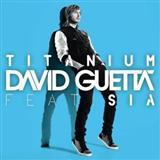 David Guetta Titanium (feat. Sia) Sheet Music and PDF music score - SKU 117203
